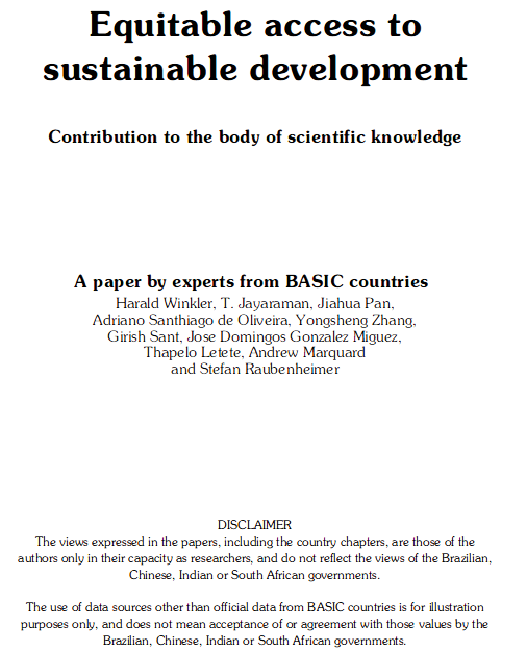 essay on environmental issues and the concept of development To re-examine the critical environmental and development issues and to these four principles illustrate that the concept of sustainable development in the.